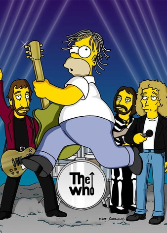 The Who, The Simpsons