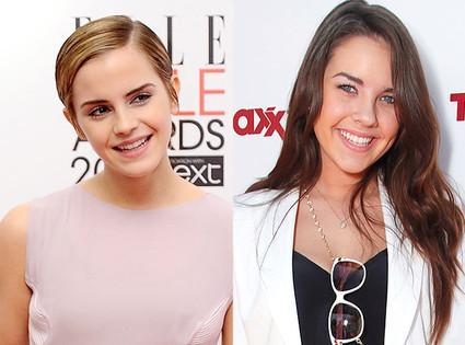 Emma Watson, Alexis Neiers
