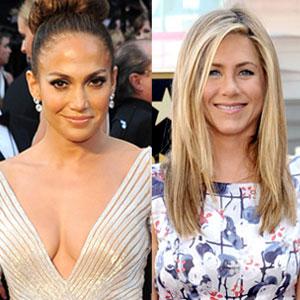 Jennifer Aniston, Jennifer Lopez