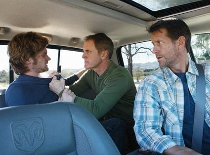 James Denton, Cody Kasch, Mark Moses, Desperate Housewives