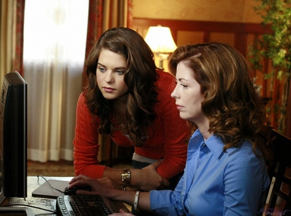 Dana Delany, Lyndsy Fonseca, Desperate Housewives