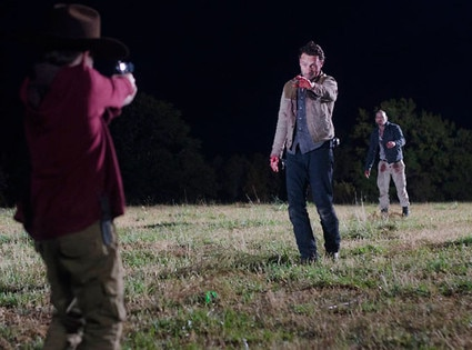 The Walking Dead, Andrew Lincoln, Jon Bernthal, Chandler Riggs