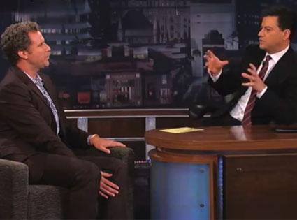 Will Ferrell, Jimmy Kimmel