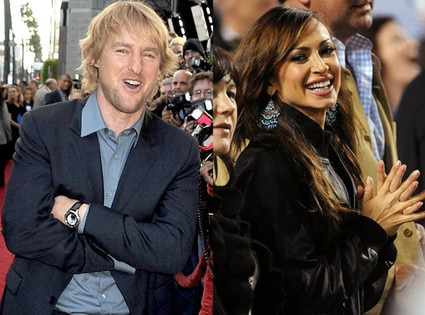 Owen wilson who is he dating