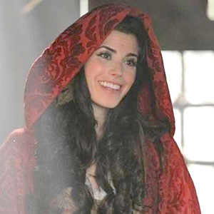 Meghan Ory, Once Upon a Time