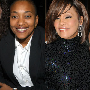 Robyn Crawford, Whitney Houston