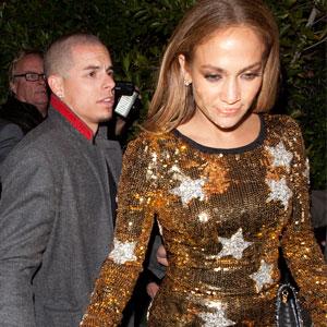 Jennifer Lopez, Casper Smart