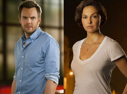 Community, Joel McHale, Missing, Ashley Judd
