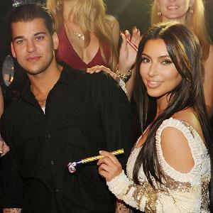 Kim Kardashian, Robert Kardashian