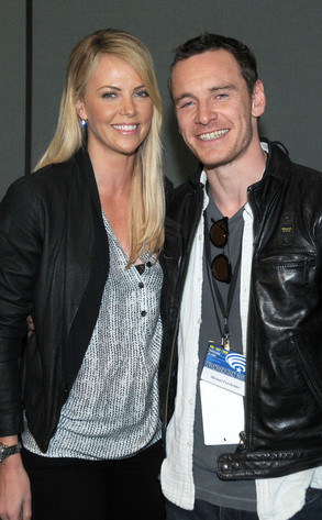 Charlize Theron, Michael Fassbender