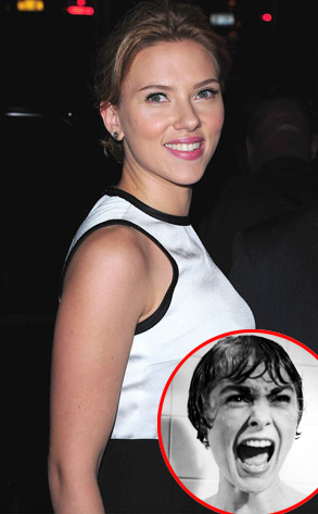 Scarlett Johansson, Psycho