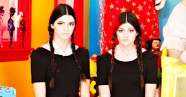 Kendall Jenner And Kylie Jenner Americas Next Top Model Kendall, Kylie ...