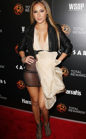 Have Adrienne bailon wardrobe apologise