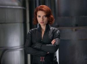 Scarlett Johansson, Avengers