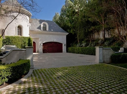 Michael Jackson Home, 100 N Carolwood Dr.
