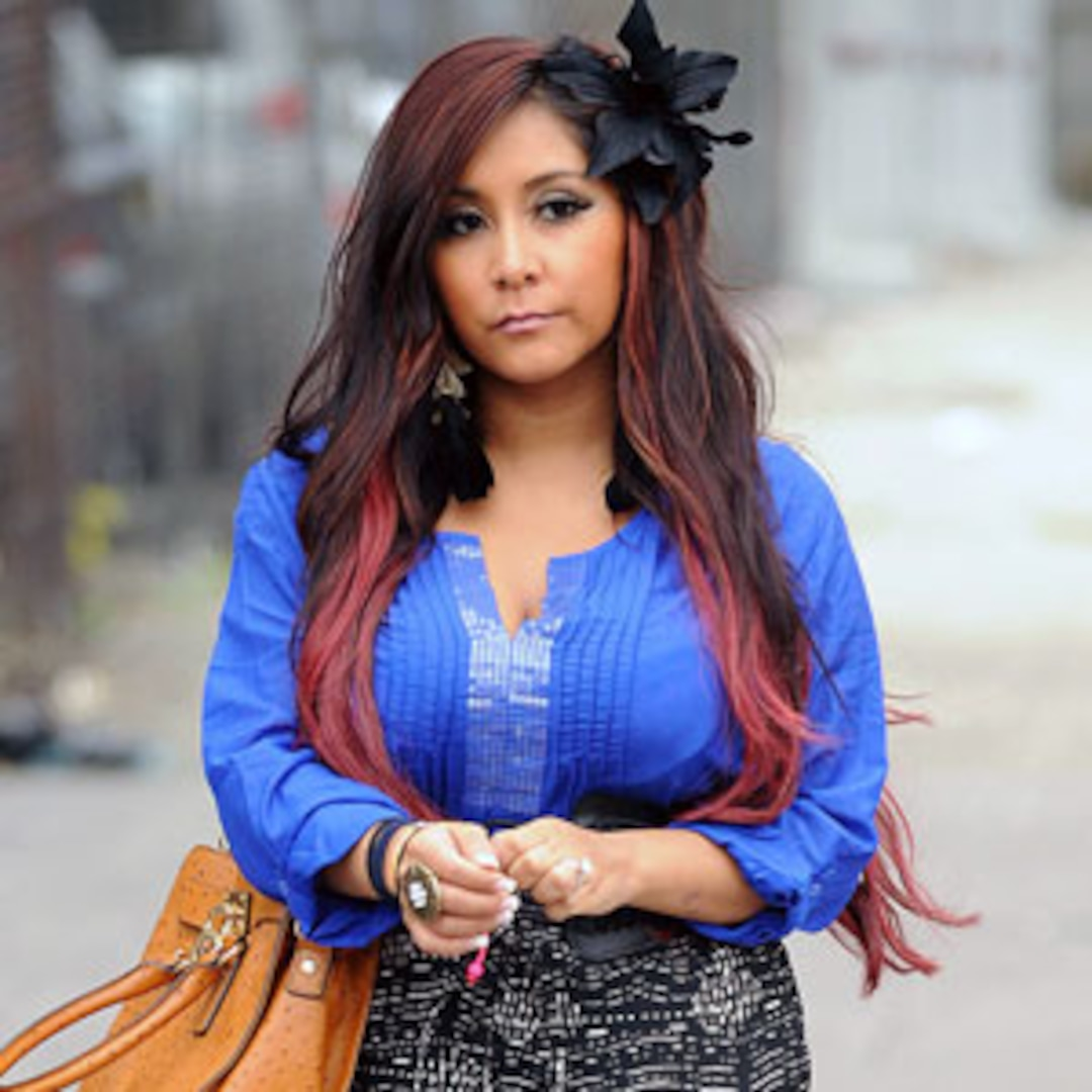 Snooki Leaked Photos: Nude Images were Not Meant for the