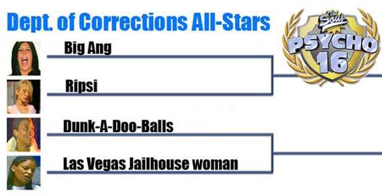 Dept. Of Corrections All-Stars Bracket Soup