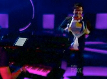 Heejun, American Idol