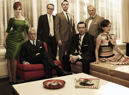Mad Men, Season five Cast