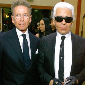 Calvin Klein, Karl Lagerfeld