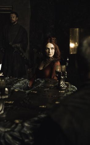 Carice van Houten, Game of Thrones