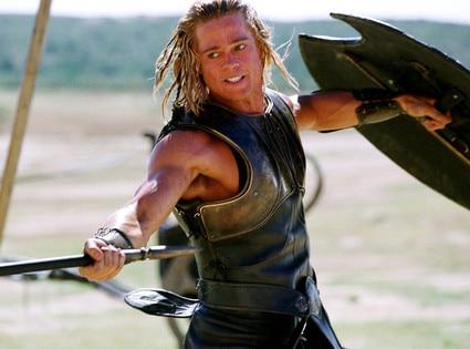 Troy, Brad Pitt