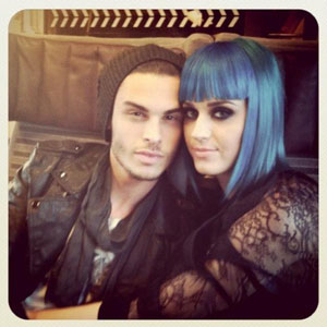 Baptiste Giabiconi, Katy Perry