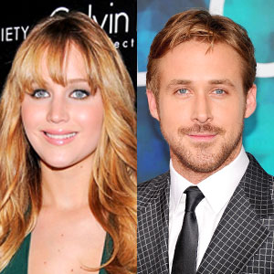 Jennifer Lawrence, Ryan Gosling