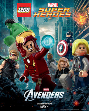 Lego, Avengers,