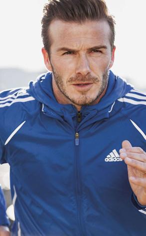 David Beckham, Katy Perry, Adidas
