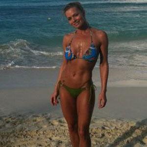 Jamie pressly bikini