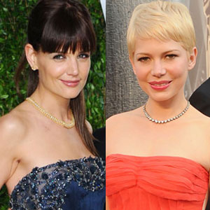 Michelle Williams, Katie Holmes