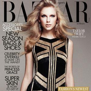 Harper's Bazaar Australia, Taylor Swift