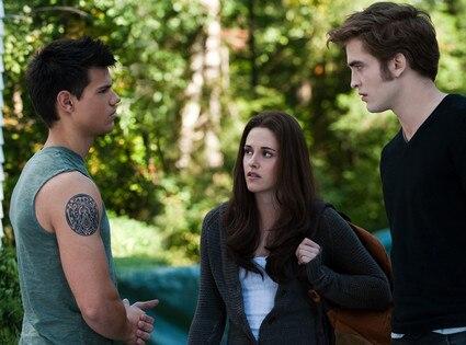 Taylor Lautner, Kristen Stewart, Robert Pattinson, Eclipse