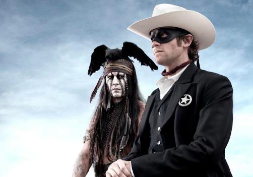 Armie Hammer y Johnny Depp