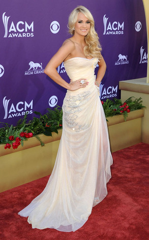 Country Music Awards, Carrie Underwood