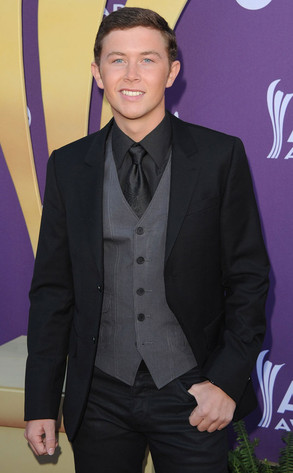 Country Music Awards, Scotty McCreery