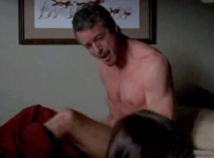 Eric Dane, Grey's Anatomy, OMG Moments