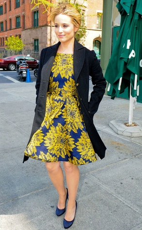 Dianna Agron, The View