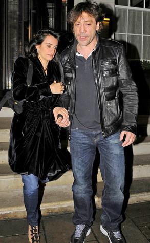 Penelope Cruz, Javier Bardem