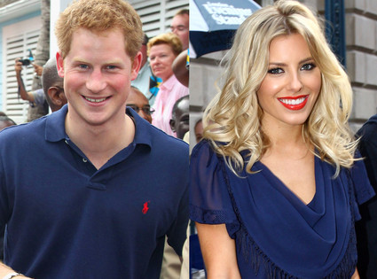 Prince Harry, Mollie King