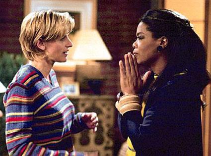 Ellen, Ellen Degeneres, Oprah Winfrey