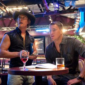 Matthew McConaughey, Channing Tatum, Magic Mike