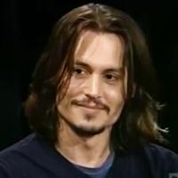 Silent Johnny Depp Soup