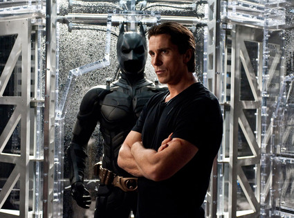 Christian Bale, The Dark Knight Rises