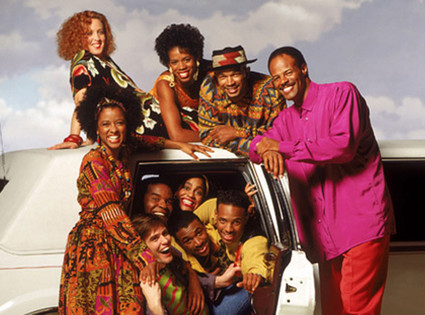In Living Color Cast