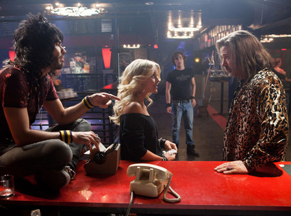 Russell Brand, Julianne Hough, Alec Baldwin, Rock of Ages