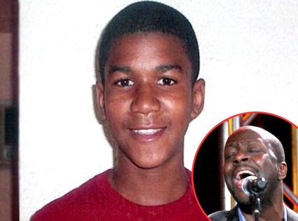 Trayvon Martin, Wyclef Jean