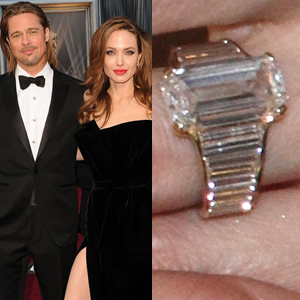 FD Spot only, Brad Pitt, Angelina Jolie, Ring