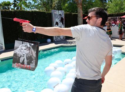 Coachella Festival, Josh Hutcherson